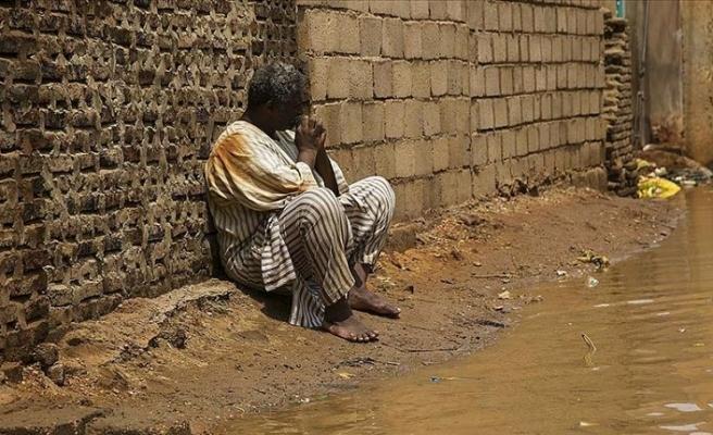 Sudan'daki sel felaketinde ölü sayısı 103 oldu