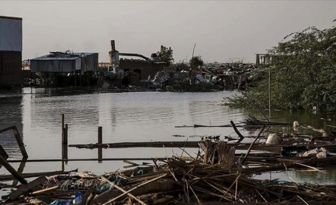 Sudan sel felaketiyle mücadelede uluslararası desteğin koordinasyonu için komite kurdu
