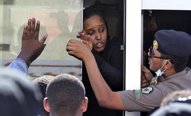 Suudi Arabistan'dan Etiyopya'ya 2 bin kişi gönderilecek