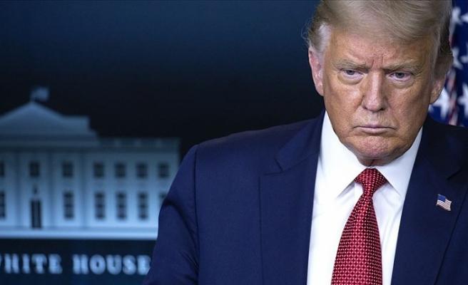 Trump, ABD'deki gösterilere sert çıktı: Barışçıl gösteri değil, iç terör eylemleri