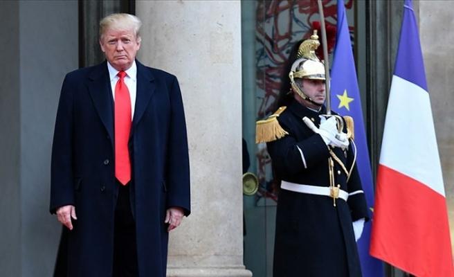Trump, Paris Büyükelçisinin rezidansında beğendiği 3 sanat eserini Washington'a götürmüş