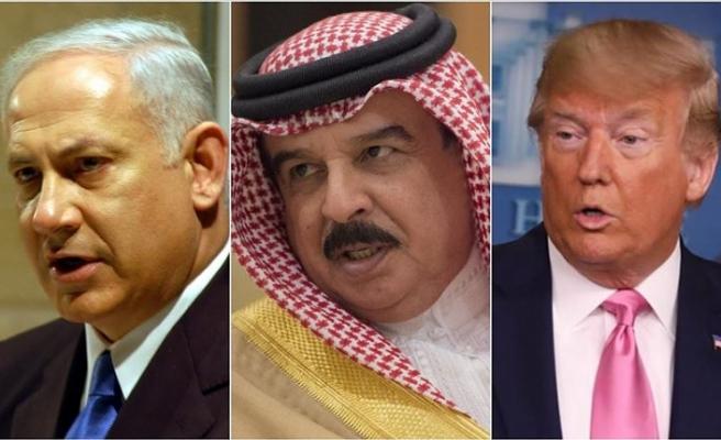 Trump, varılan anlaşma için Bahreyn Kralı ve İsrail Başbakanı'na teşekkür etti