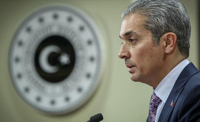 Türkiye, Libya Diyalog Toplantısı'na ev sahipliği yapan Fas'ın yapıcı tutumundan memnun