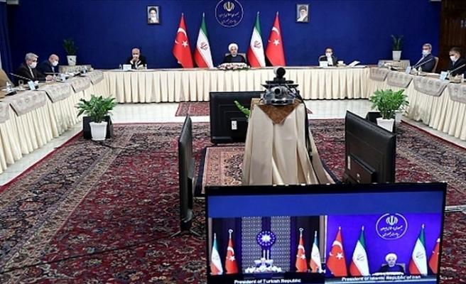 Türkiye-İran Yüksek Düzeyli İşbirliği Konseyi Altıncı Toplantısı'na ilişkin ortak bildiri