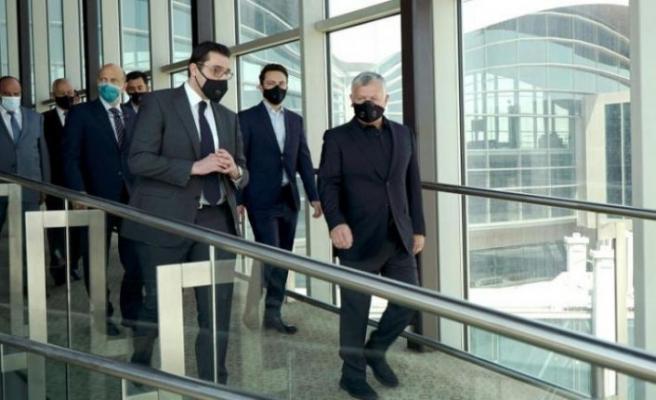 Ürdün'de 40 ülkeye uçuşlar yeniden başladı