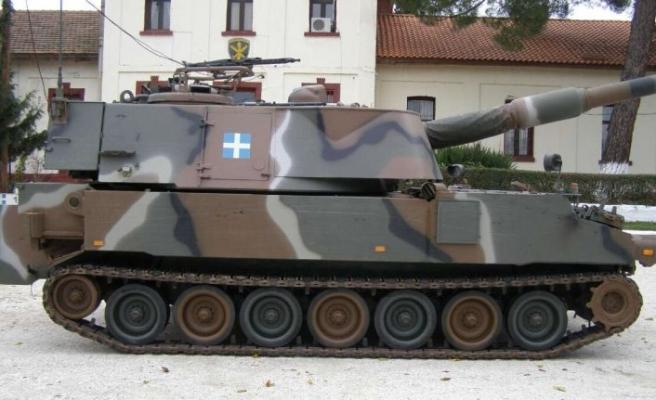 Yunan Askeri Araç Sanayii şirketi İsraillilere satılıyor