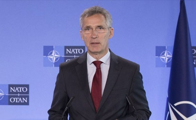 Yunan basınından NATO'ya tepki: Stoltenberg kıvırması