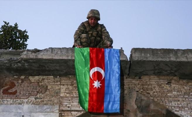 27 yıl sonra Ermenistan işgalinden kurtarılan Cebrayıl görüntülendi