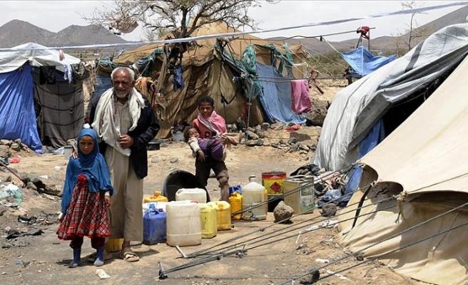 4 milyon Yemenli zor şartlarda yaşıyor