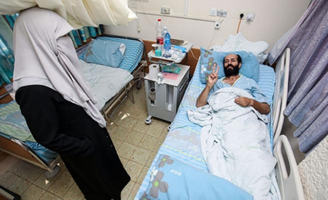 80 gündür açlık grevindeki Filistinli tutuklu Ahres: Ya özgürlük ya ölüm
