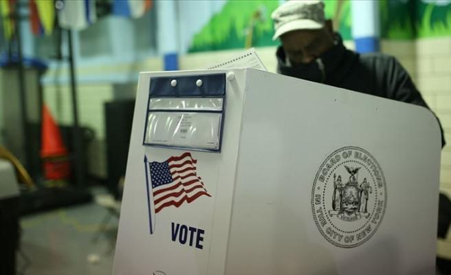 ABD'de postayla kullanılan oy sayısı ne kadar oldu?