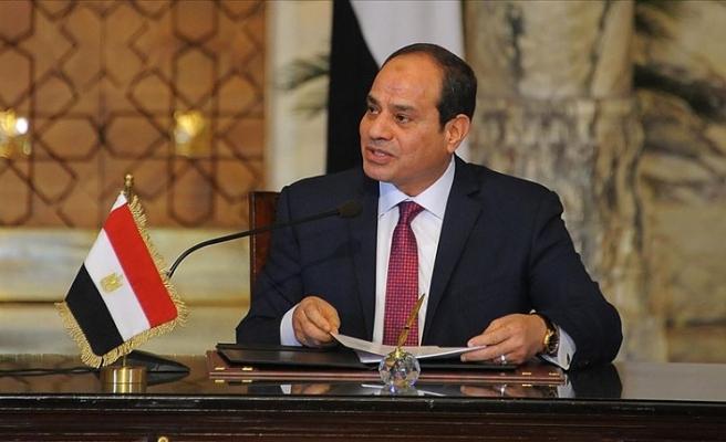 ABD'li parlamenterlerden Sisi'ye çağrı