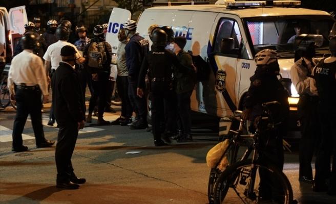 ABD'de protestolar nedeniyle sokağa çıkma yasağı ilan edildi