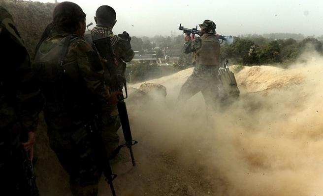 Afganistan'da roketli saldırı