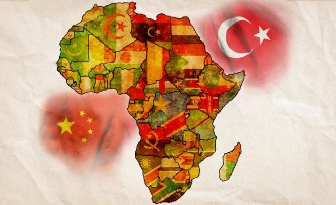Afrika'da İş Birliği ve Rekabet Türkiye ve Çin
