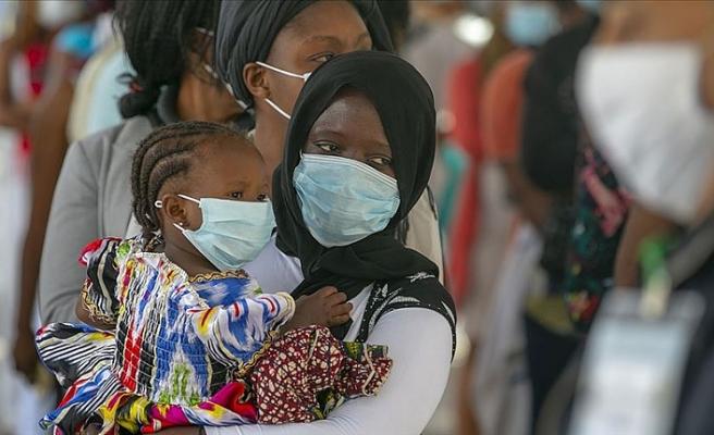 Afrika'da Kovid-19 nedeniyle hayatını kaybedenlerin sayısı 38 bini aştı