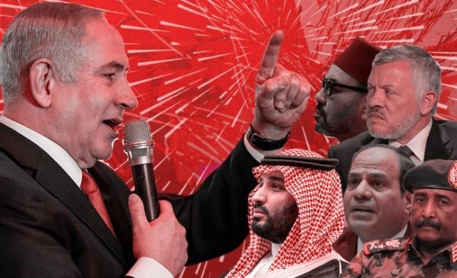 Arap halkları normalleşmeden rahatsız