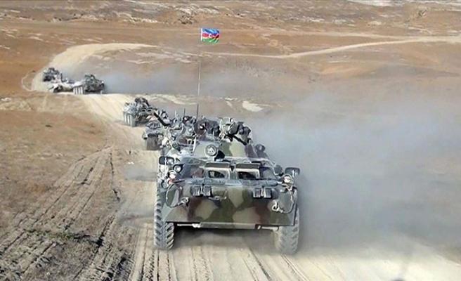 Azerbaycan ilerlemeye devam ediyor