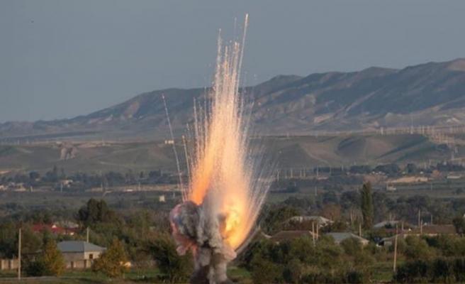 Azerbaycan'dan 'Ermenistan fosfor bombası kullanabilir' uyarısı