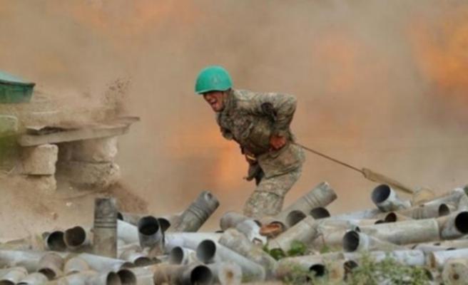 Azerbaycan ordusu Ermenistan'a ağır kayıplar verdirdi