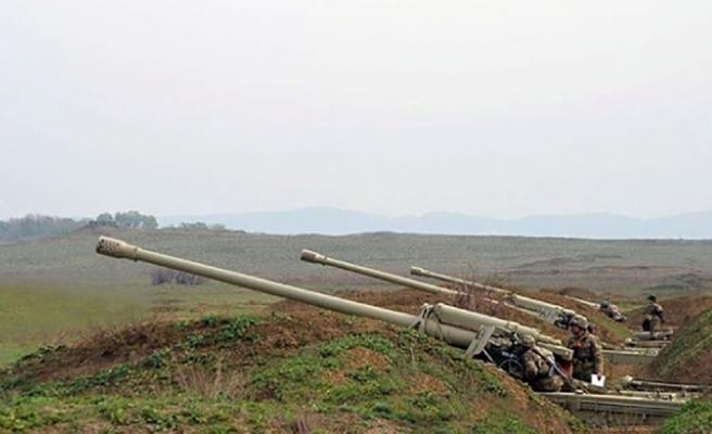 Azerbaycan ordusu, Ermenistan güçlerinin saldırısını önledi