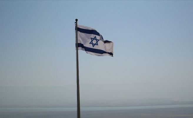 BAE'ye ait uçak ilk kez İsrail hava sahasını kullandı