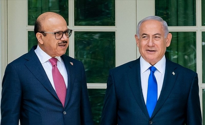 Bahreyn ve İsrail diplomatik ilişkileri başlattı