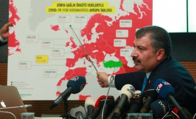 Bakan Koca uyardı: Salgın tüm ülkede yükselişe geçti