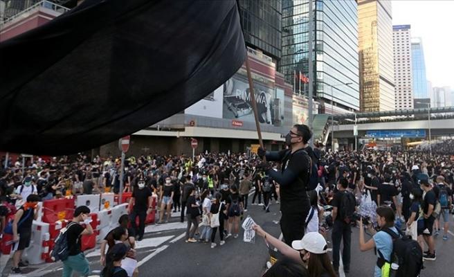 Çin, Hong Kong'un Finlandiya ile yaptığı anlaşmayı askıya aldı