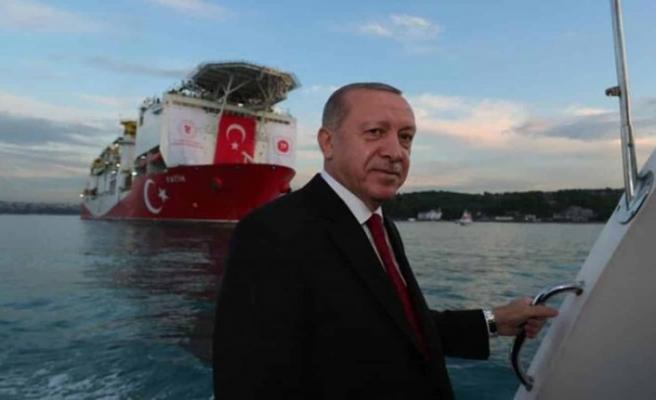 Cumhurbaşkanı Erdoğan, Fatih sondaj gemisini ziyaret ediyor