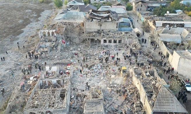 Diyanet İşleri Başkanı Erbaş'tan sivillere saldıran Ermenistan'a kınama