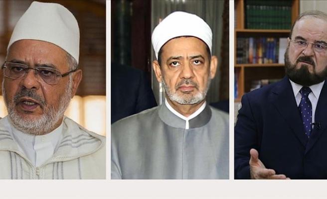 Dünya Müslüman Alimler Birliği, Ezher ve Hariri, Fransa'daki terör saldırısını kınadı