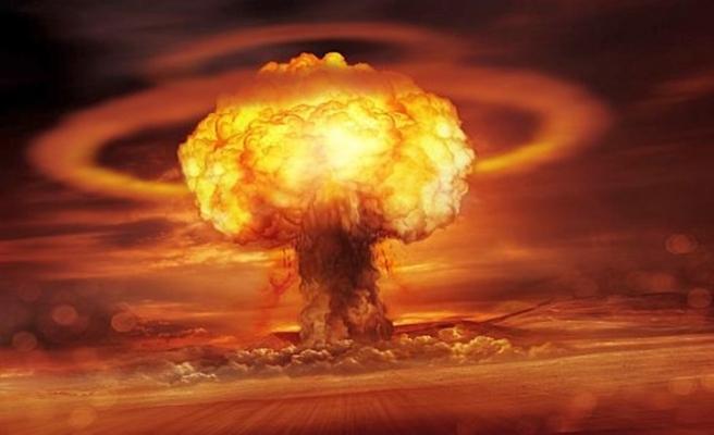 Dünyanın en büyüğü: Çar bombası