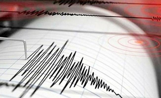 Ege açıklarında 4.2 büyüklüğünde deprem