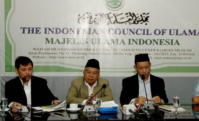 Endonezya Ulema Meclisi Fransız mallarını boykot çağrısı yaptı