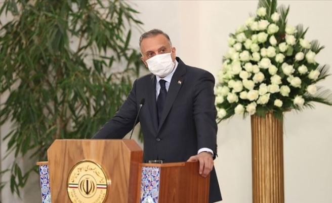 Erdoğan davet etti! Irak Başbakanı Kazımi Ankara'ya gelecek