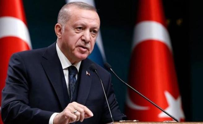 Erdoğan'dan Charlie Hebdo'nun ahlaksız karikatürüne sert tepki