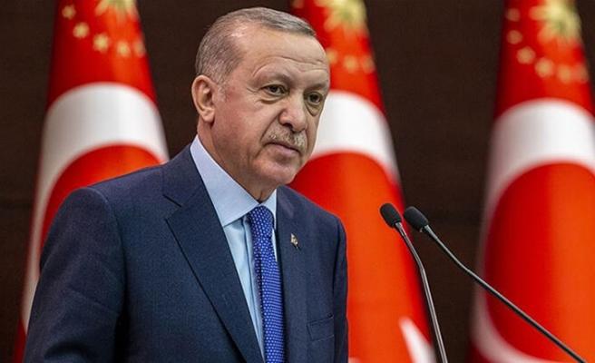 Erdoğan'dan MKYK toplantısında İslamofobi talimatı