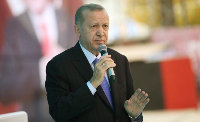 Erdoğan: İzmir'de evlerini kaybedenlere yenisi teslim edilecek