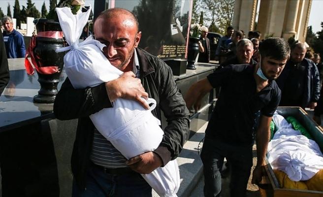 Ermeni saldırılarında 61 sivil hayatını kaybetti