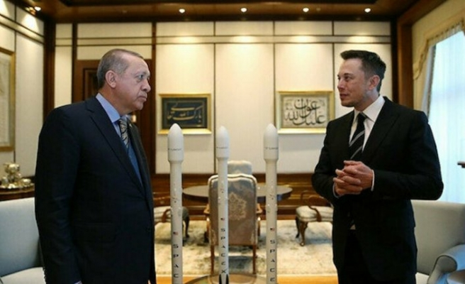 Ermeni lobisinden Elon Musk'a tavsiye: Türksat uydularını fırlatmayın