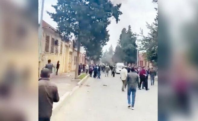 Ermenistan cepheden kaçıyor sivilleri vuruyor
