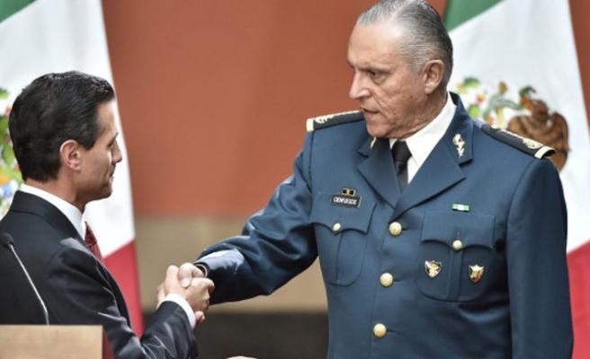 Eski Meksika Savunma Bakan gözaltına alındı