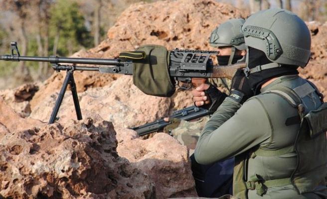 Eylül ayı operasyonlarında 119 terörist etkisiz hale getirildi