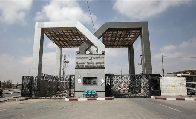 Filistin, Refah Sınır Kapısı'nın tamamen açılması için Mısır'la görüşüyor