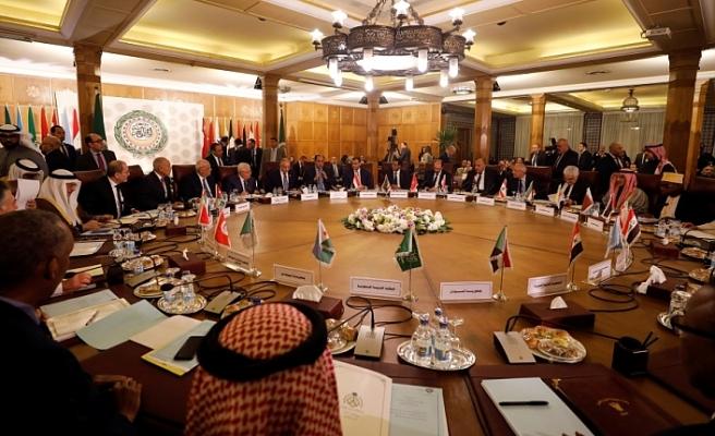 Filistin dayanışması Arap Birliği'ni başkansız bıraktı