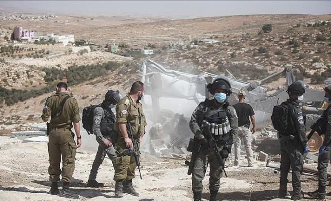 Filistin'den İsrail'in yıkımlarının durdurulması için uluslararası topluma müdahale çağrısı