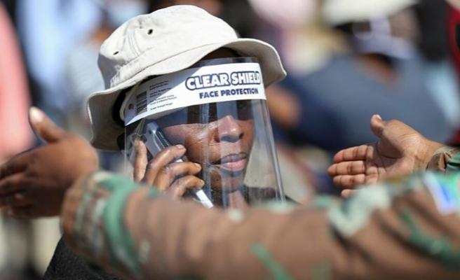 Güney Afrika Cumhuriyeti'nde Kovid-19 salgını nedeniyle ölenlerin sayısı 18 bin 968 oldu
