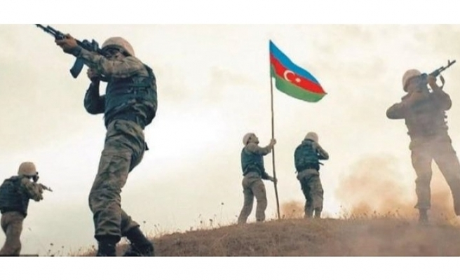 Hadrut kasabası ve birkaç köy Ermeni işgalinden kurtarıldı