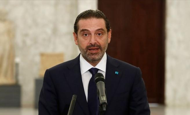 Saad Hariri, Lübnan'da teknokrat hükümet kuracak
